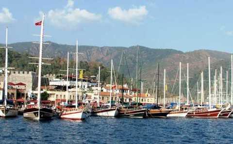 Турция запретила морские туры в Грецию