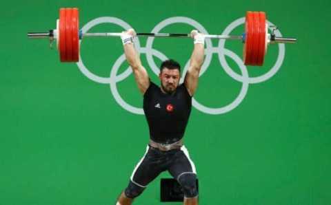 Турцию отстранили от тяжелой атлетики на 1 год