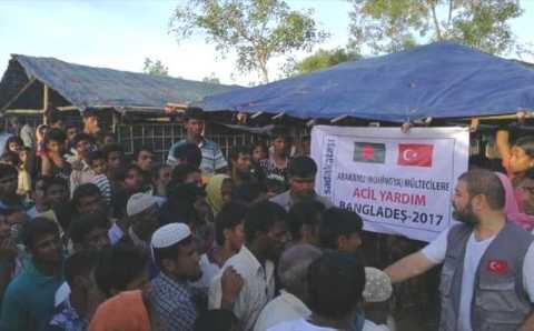 Турция построит лагерь для 100 000 беженцев Аракана