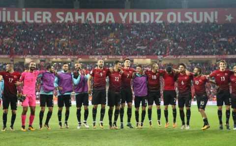 Турция отбирает у Хорватии важные 3 очка
