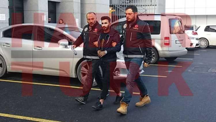 Полиция задержала известного турецкого репера