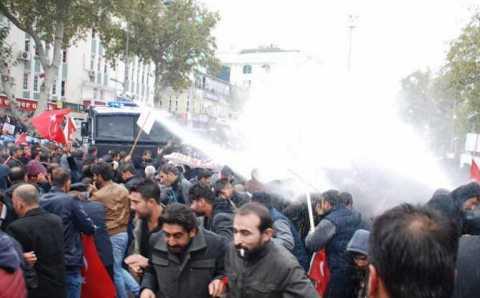 Протест против табачного закона: более 100 задержанных