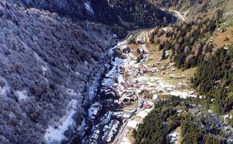 Долина Айдер: там, где осень переходит в зиму