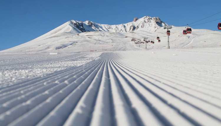 Турецкие горнолыжные курорты вместо европейских