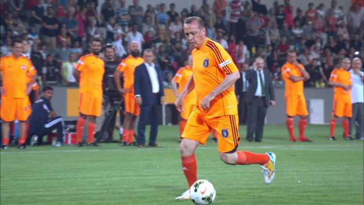 Эрдоган осудил случаи расизма в спорте