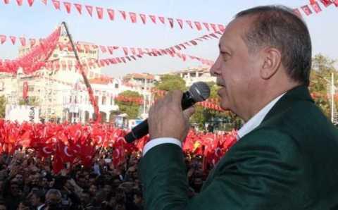 Эрдоган: «Франция — пособники террористов»