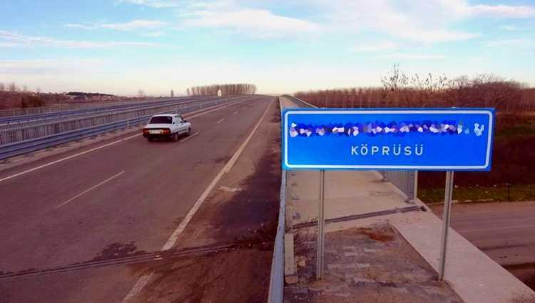 Местные жители решили самостоятельно переименовать мост