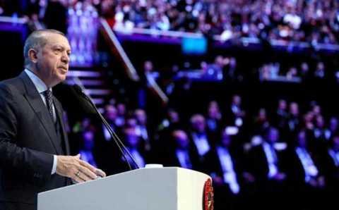 Эрдоган: «У Макрона еще будут со мной проблемы»