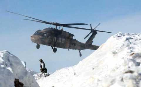 5 военнослужащих погибли, 12 пострадали после схода лавины