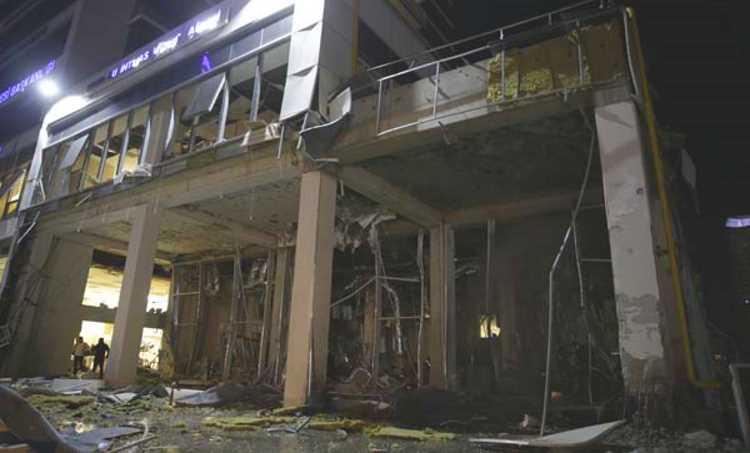 «Взрыв газа» в Анкаре оказался терактом с бомбой