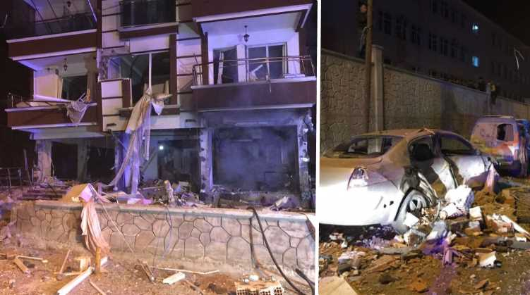 10 человек пострадало после мощного взрыва в Кырыккале