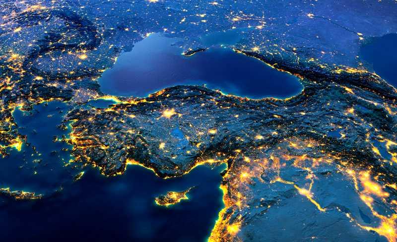 Небо Турции, как политическое орудие