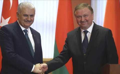 Йылдырым посетил Беларусь и подписал ряд соглашений