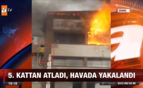 Гражданки Беларуси и Казахстана пострадали в пожаре в Измире