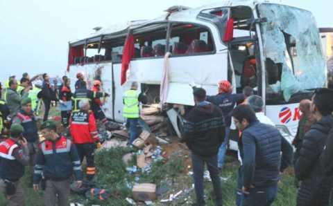 Сердечный приступ у водителя автобуса: 4 погибших пассажира