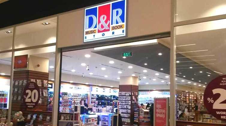 Холдинг Doğan продал сеть магазинов D&R
