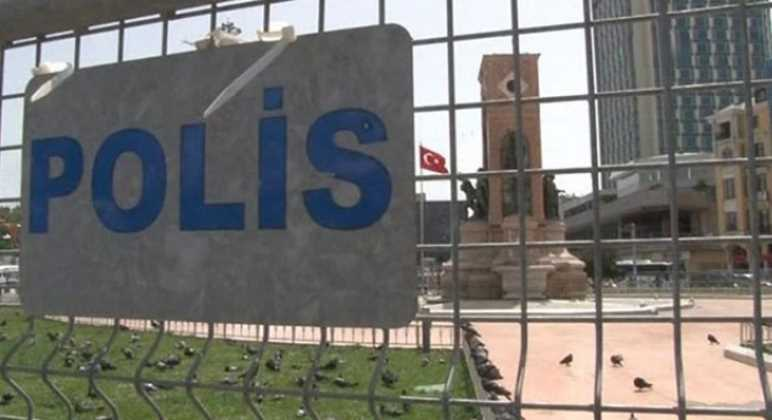 Полиция Стамбула заранее перекрыла площадь Таксим