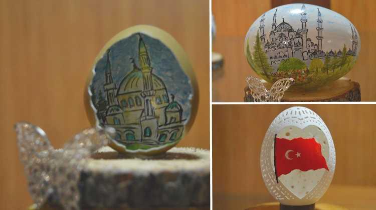 В Турции открылся первый в стране музей яиц