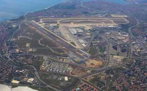 На месте стамбульского аэропорта появится «Сад нации»