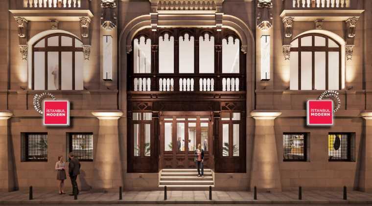Istanbul Modern готов снова принимать любителей искусства
