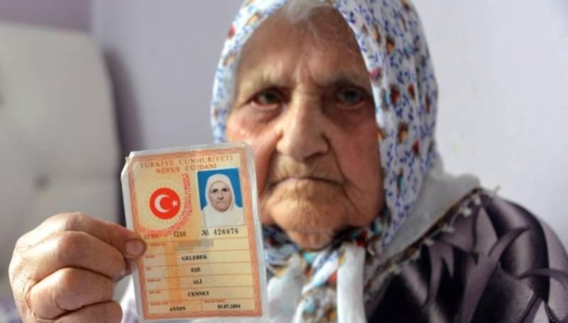 126-летняя турчанка стала наистарейшим «победителем коронавируса»