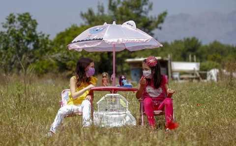 В Турцию возвращается летняя погода