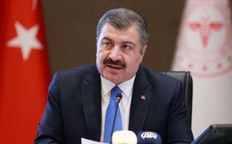 Статистика Минздрава Турции за 9 апреля