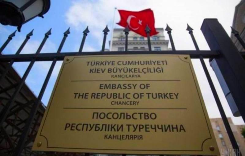 Украина добавила Турцию в «карантинный список»