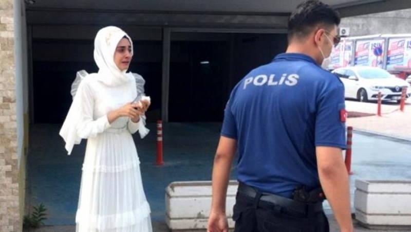 Полицейские спасли невесту от будущего брака