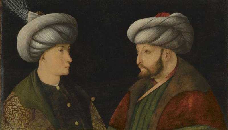 Стамбул выкупил на аукционе Christie's портрет Фатиха