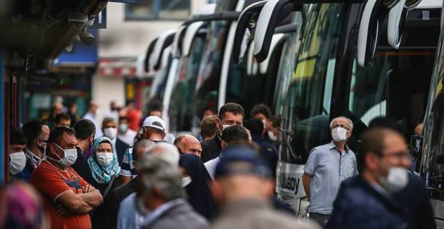 Купить билет на автобус без HES кода будет невозможно