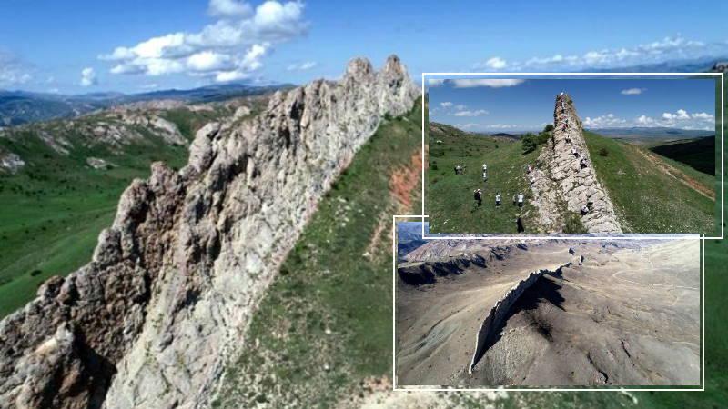 В Турции есть своя Великая Китайская стена