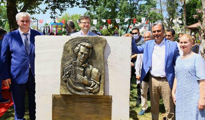 Парк украинской культуры открылся в Анталье