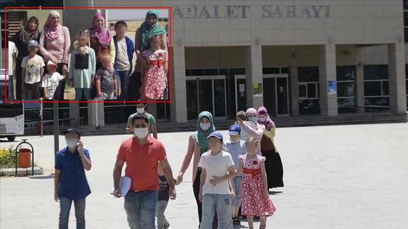 4 россиянки и 8 детей задержаны в Турции