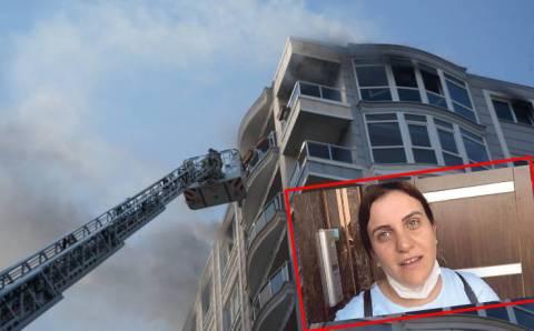 Расставание завершилось поджогом квартиры