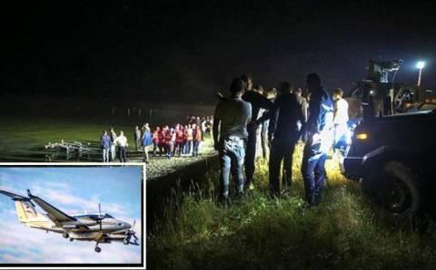 Крушение самолета в Ване: 7 погибших