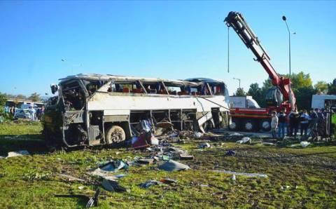 Автобус с работниками попал в ДТП: 2 погибших