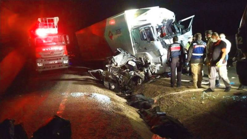 Авария унесла жизнь жениха и еще 2 человек