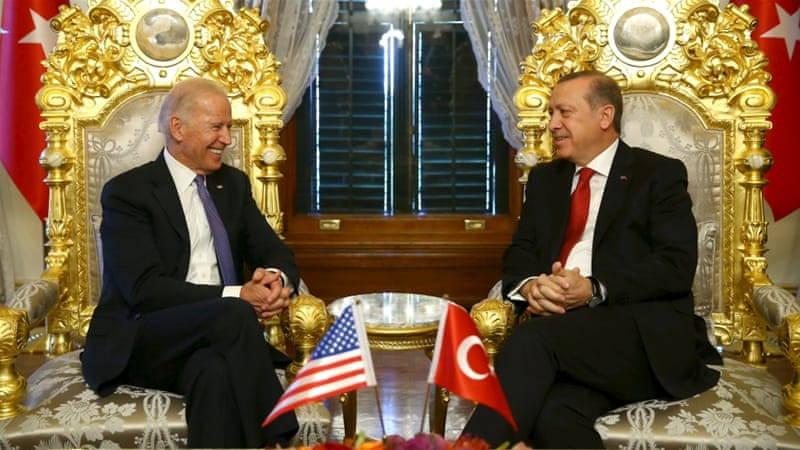 Эрдоган и еще 5 президентов не поздравили Байдена