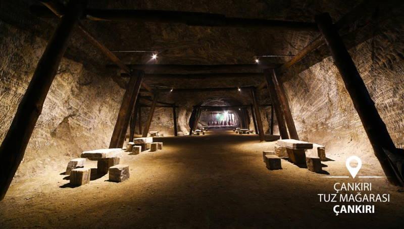 «Подземный соляной мир» снова открыт для туристов