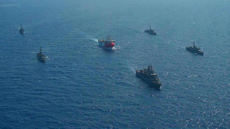 Кризис Средиземноморья: Анкара выводит военный флот