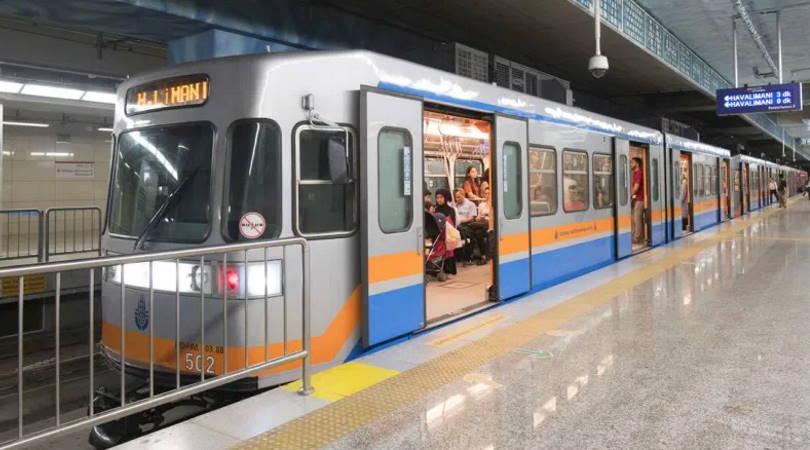 4 станции метро Стамбула закрываются на год