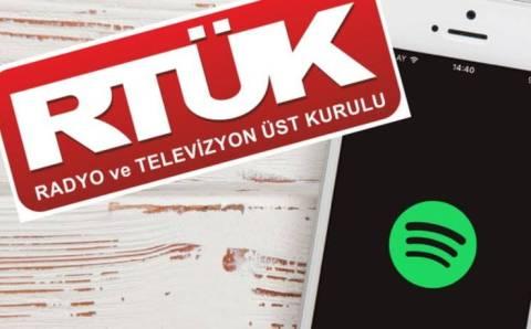 Spotify под угрозой закрытия в Турции