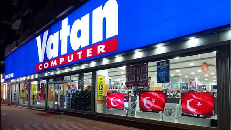 Хакеры украли данные клиентов магазинов Vatan