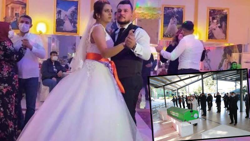 Похороны через 4 дня после свадьбы
