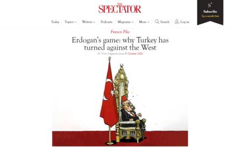 Игра Эрдогана: почему Турция выступает против Запада