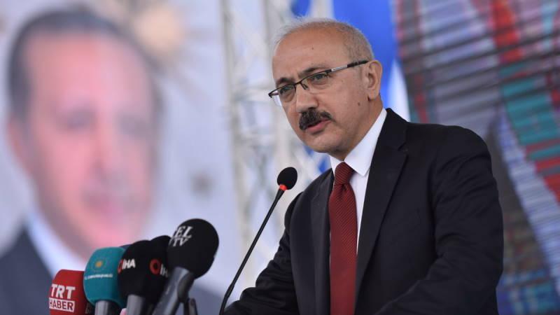 Эрдоган назначил нового министра финансов Турции