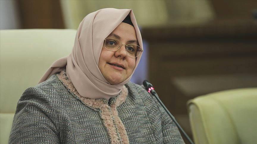 Турецкий министр заразилась коронавирусом