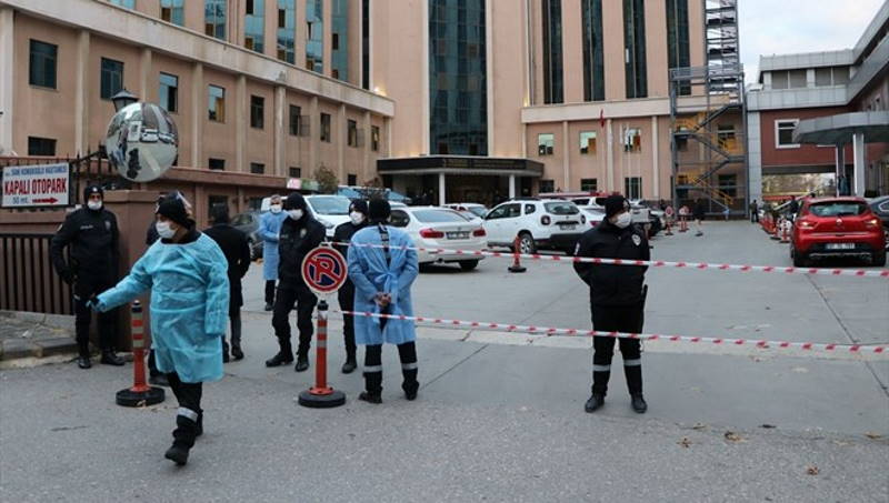 Взрыв в реанимации: 8 погибших, 14 пострадавших