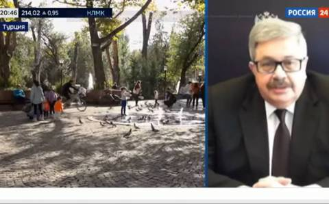 Посол РФ о ситуации с COVID в Турции